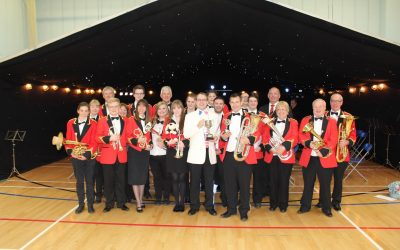 Local brass band to perform on our bandstand
