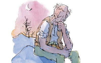 Roald Dahl collector prints