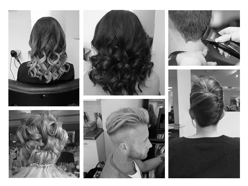 Hair salon northamptonshire