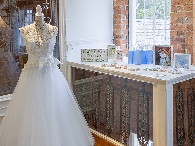 e371daaa8a54 Silver Sixpence Bridal Boutique - The Heart of the Shires shopping village