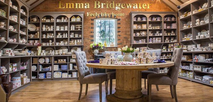 Emma Bridgewater at Abraxas