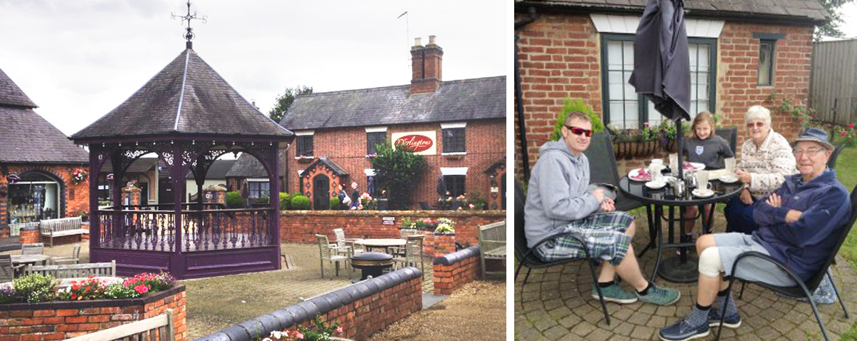 a visit to heart of the shires