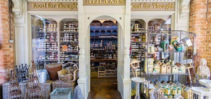 Featured Retailer: Food for Thought