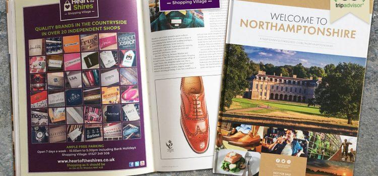 Welcome to Northamptonshire
