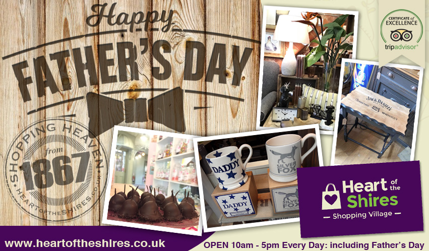fathers day Daventry