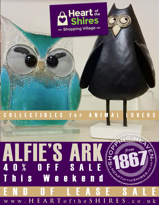 alfies ark Heart of the Shires