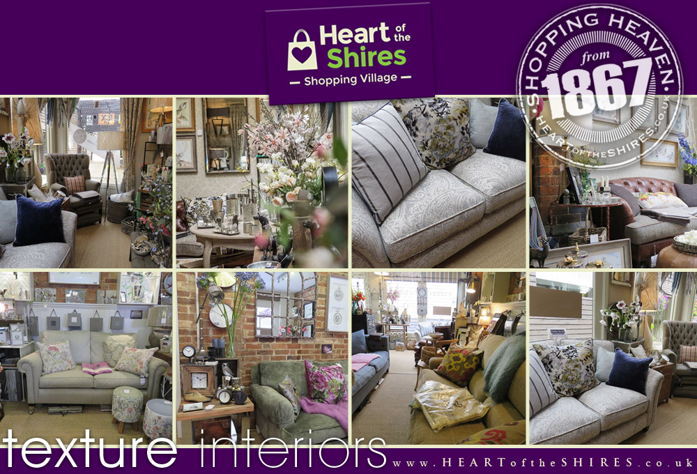 texture interiors heart of the shires