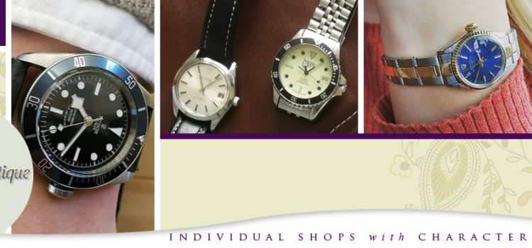 The Watch Boutique – Opening Soon!