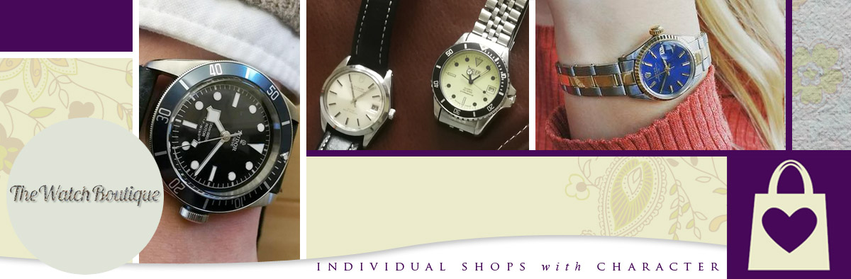 the watch boutique heart of the shires