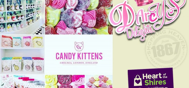 Candy Kittens – Available NOW at Darcy's Delights