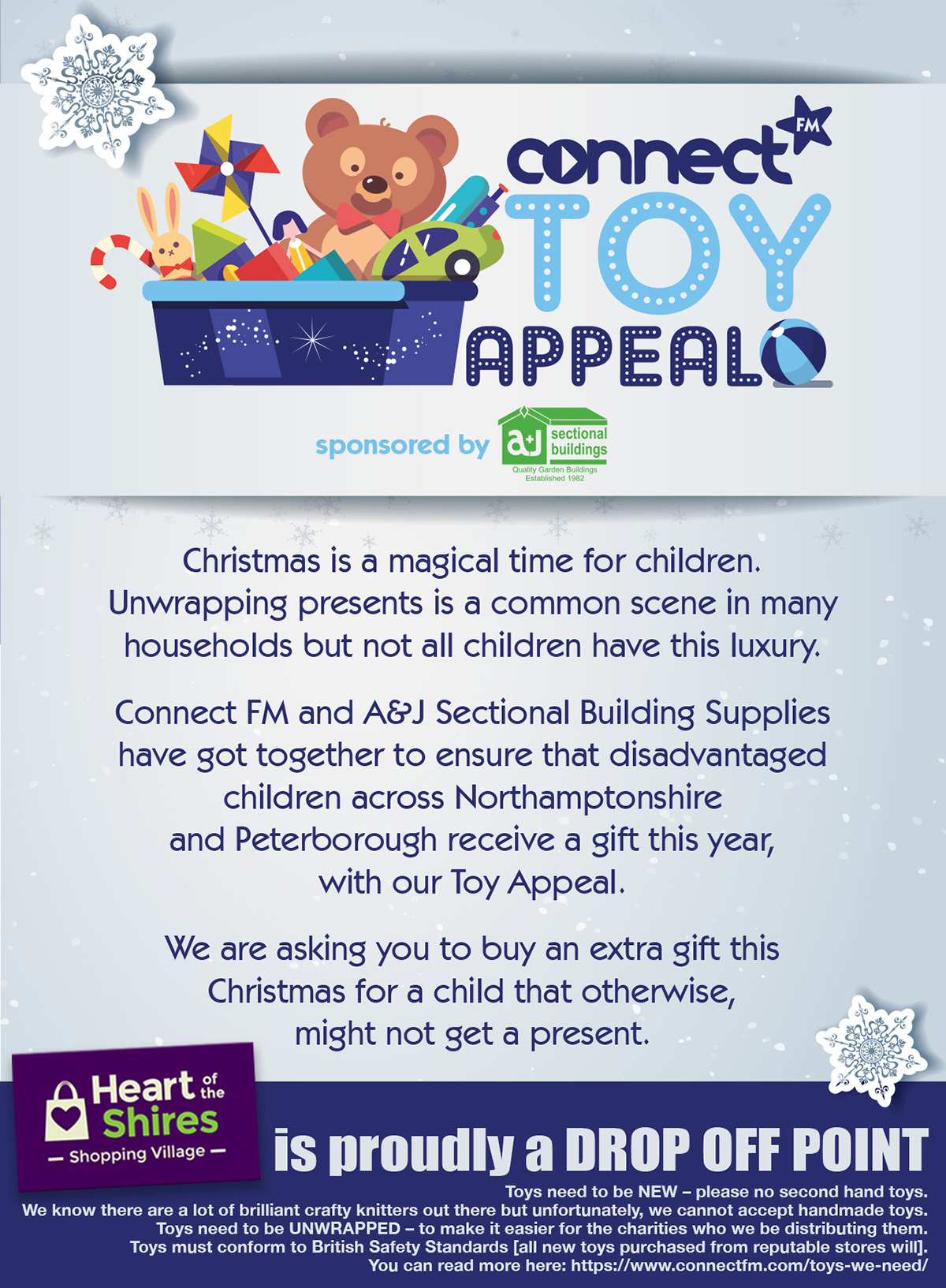 Connect FM Toy Appeal
