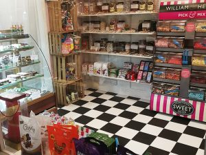 the sweet shop heart of the shires