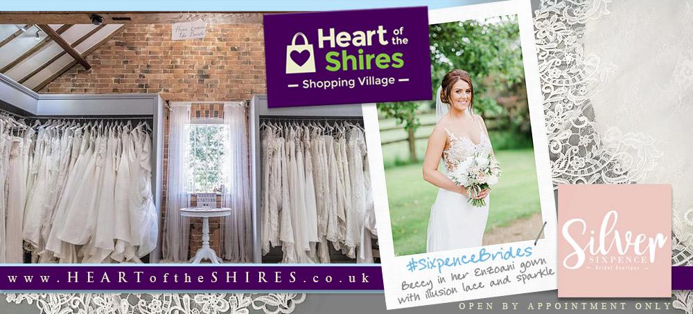 bridal shop weedon