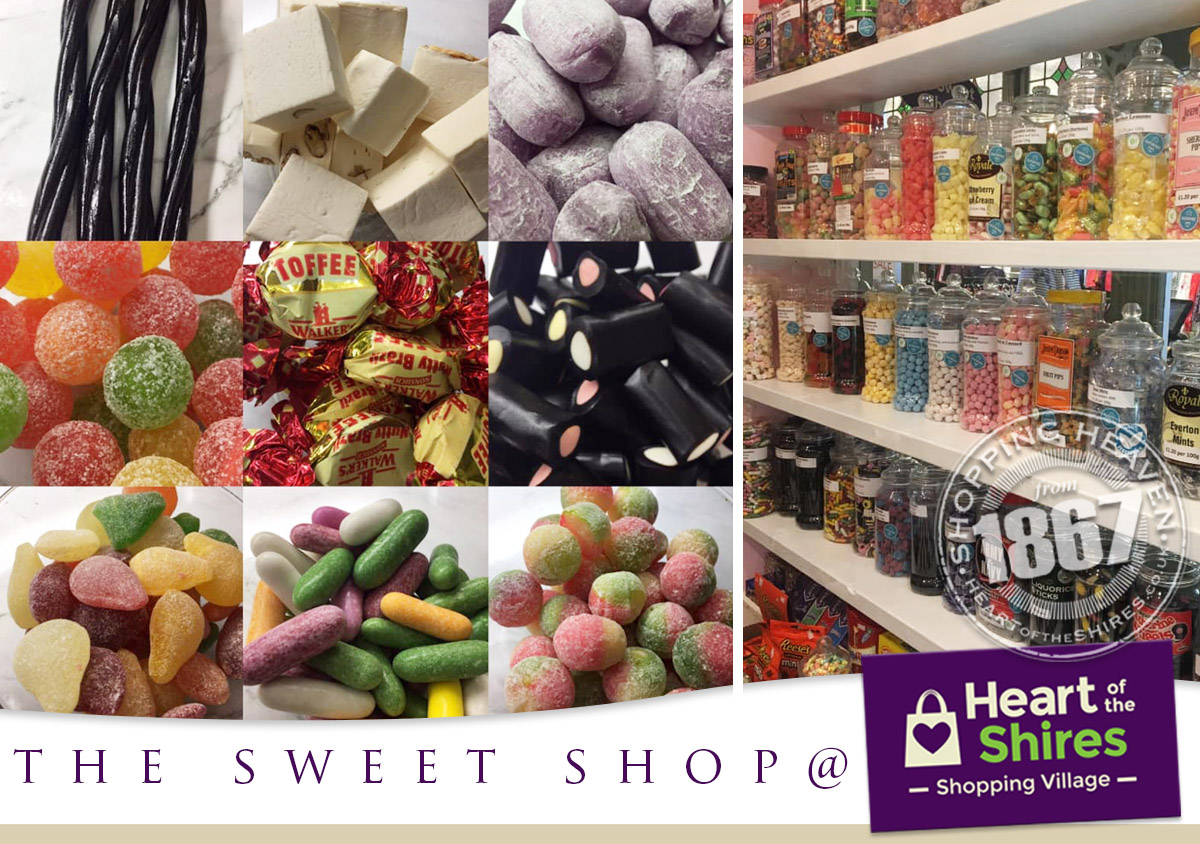 sweet shop Northampton
