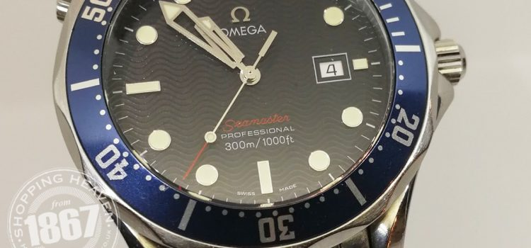 Sale on – with Seamaster and Omega
