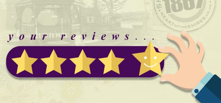 Your Reviews – You're Wonderful…