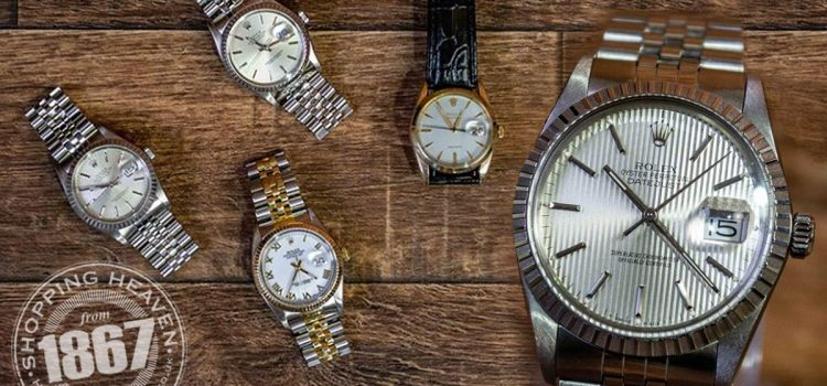 Rolex – Now Available
