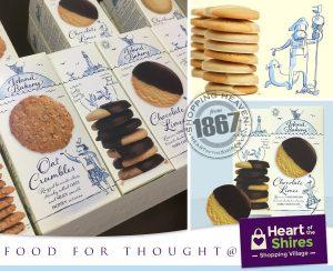 island bakery Hebrides Biscuits