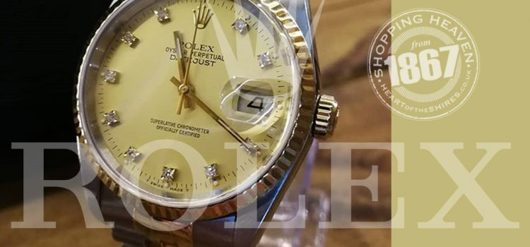 Rolex DateJust – Yes, Just In
