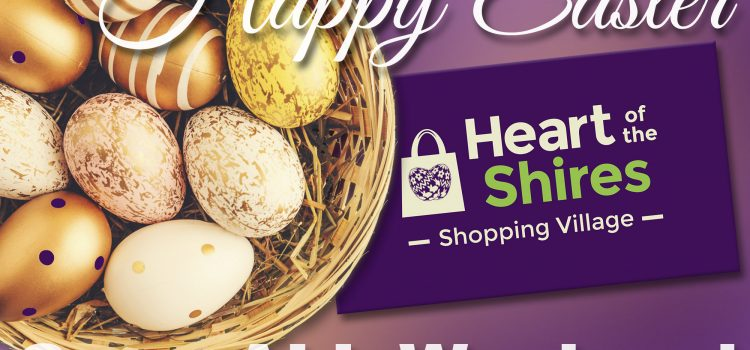 Eggs-ellent News for Easter