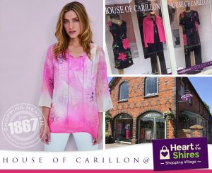 House of Carillon Heart of the Shires