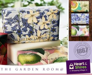 The garden room heart of the shires