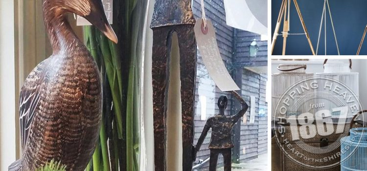 Superb Sculpture at Texture Interiors