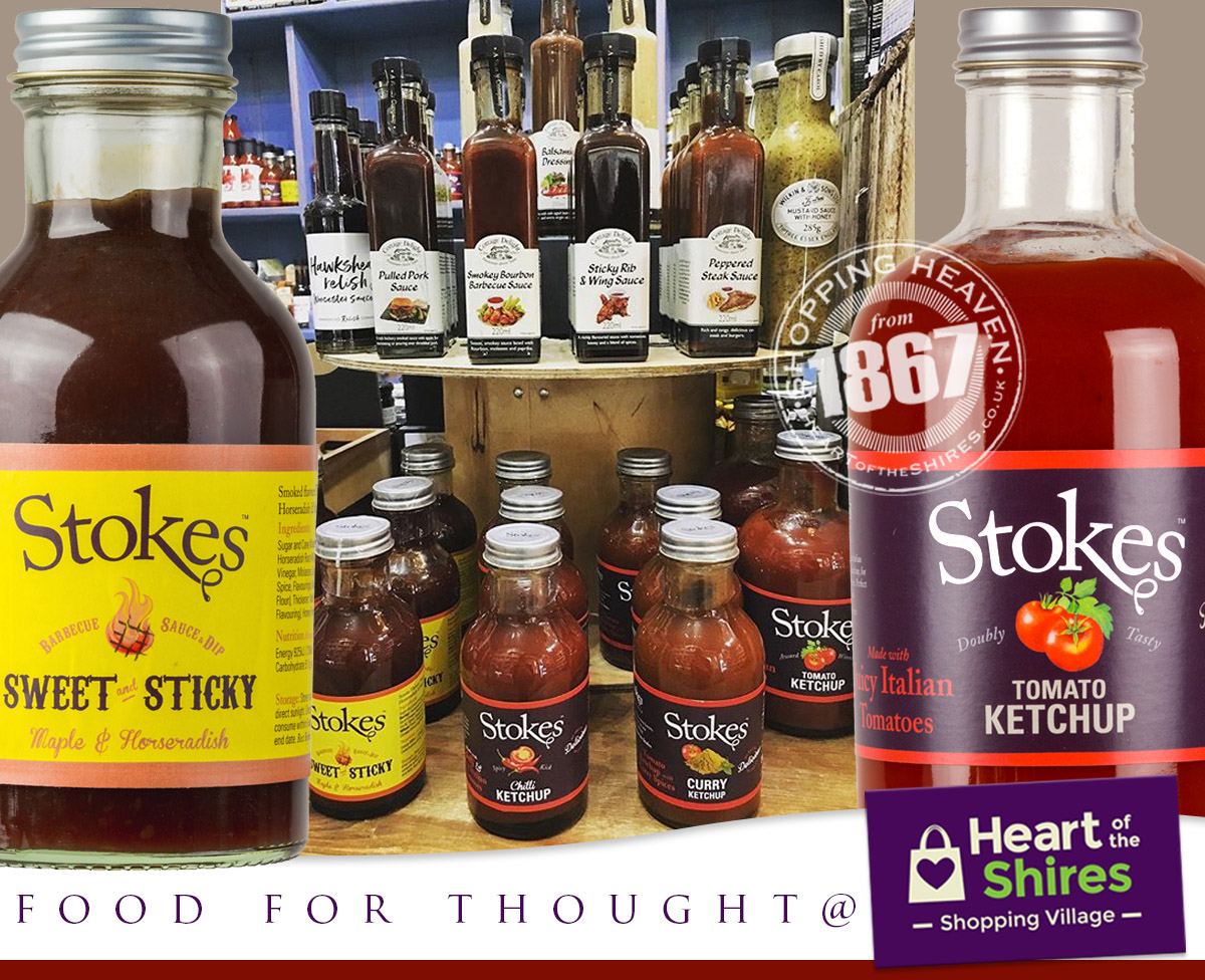 stokes sauces stockist