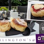 cream teas northamptonshire