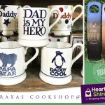 fathers day Heart of the Shires