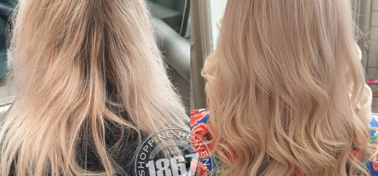 Blonde Ambitions?