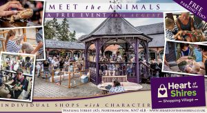 free event Northamptonshire