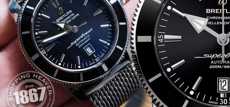 Breitling at The Watch Boutique