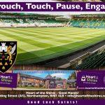 northampton saints sponsorship