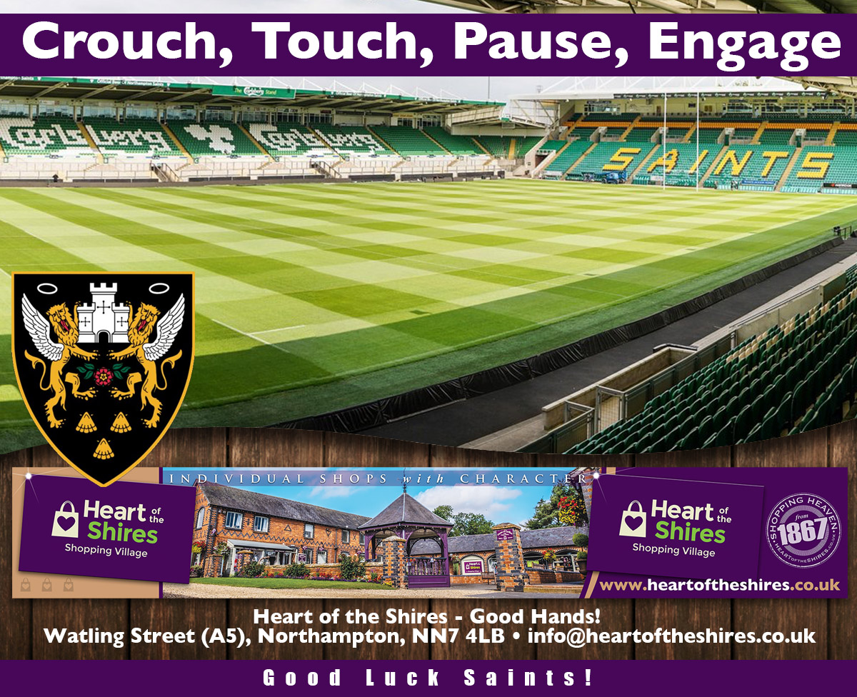 northampton saints sponsorship