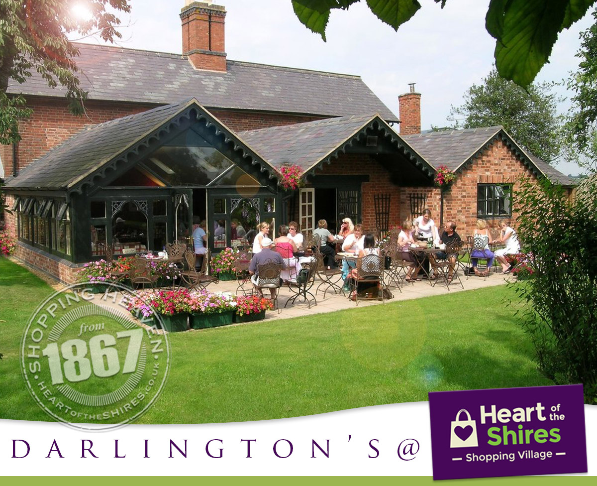 Heart of the shires cafe