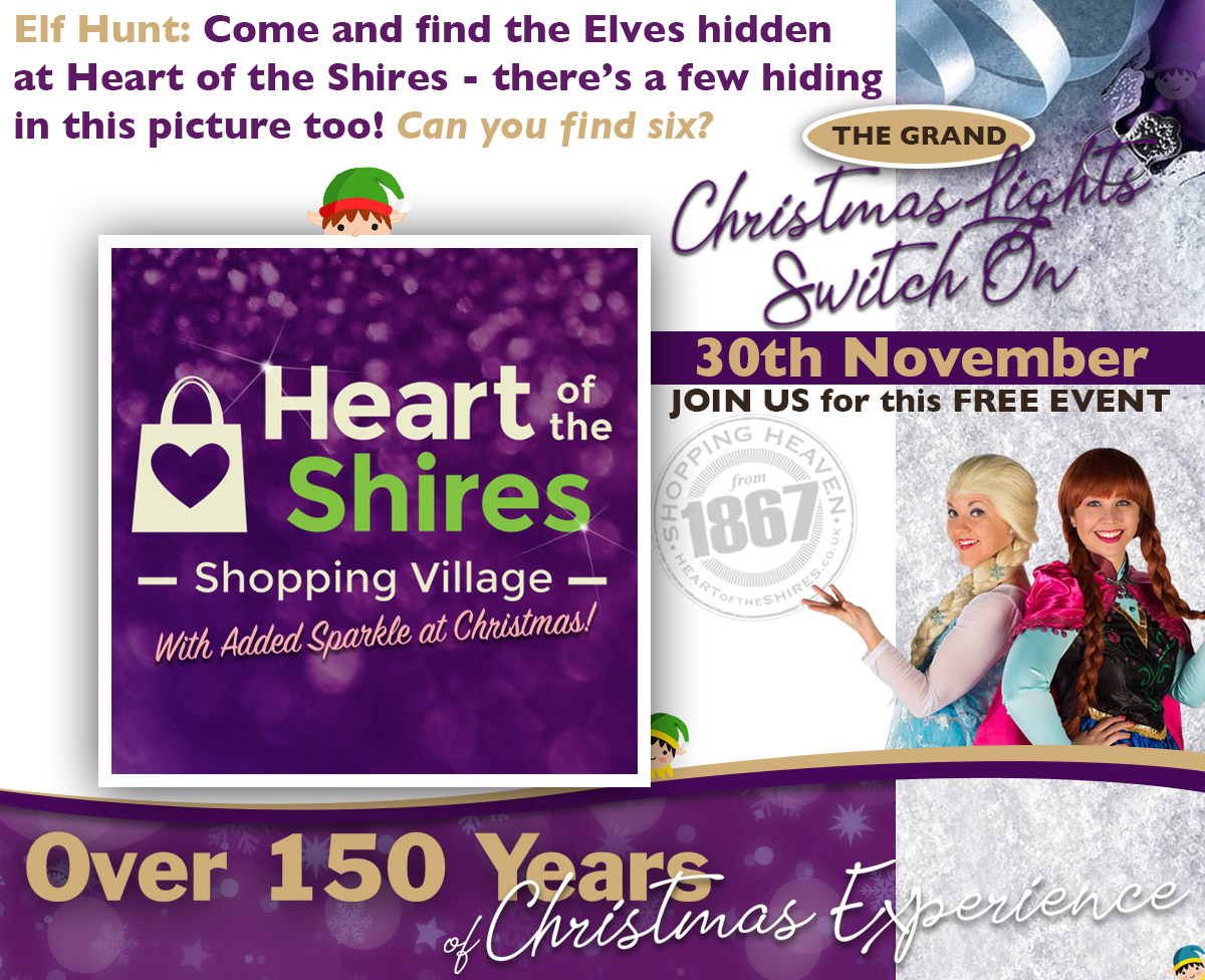 Elf hunt at Heart of the Shires