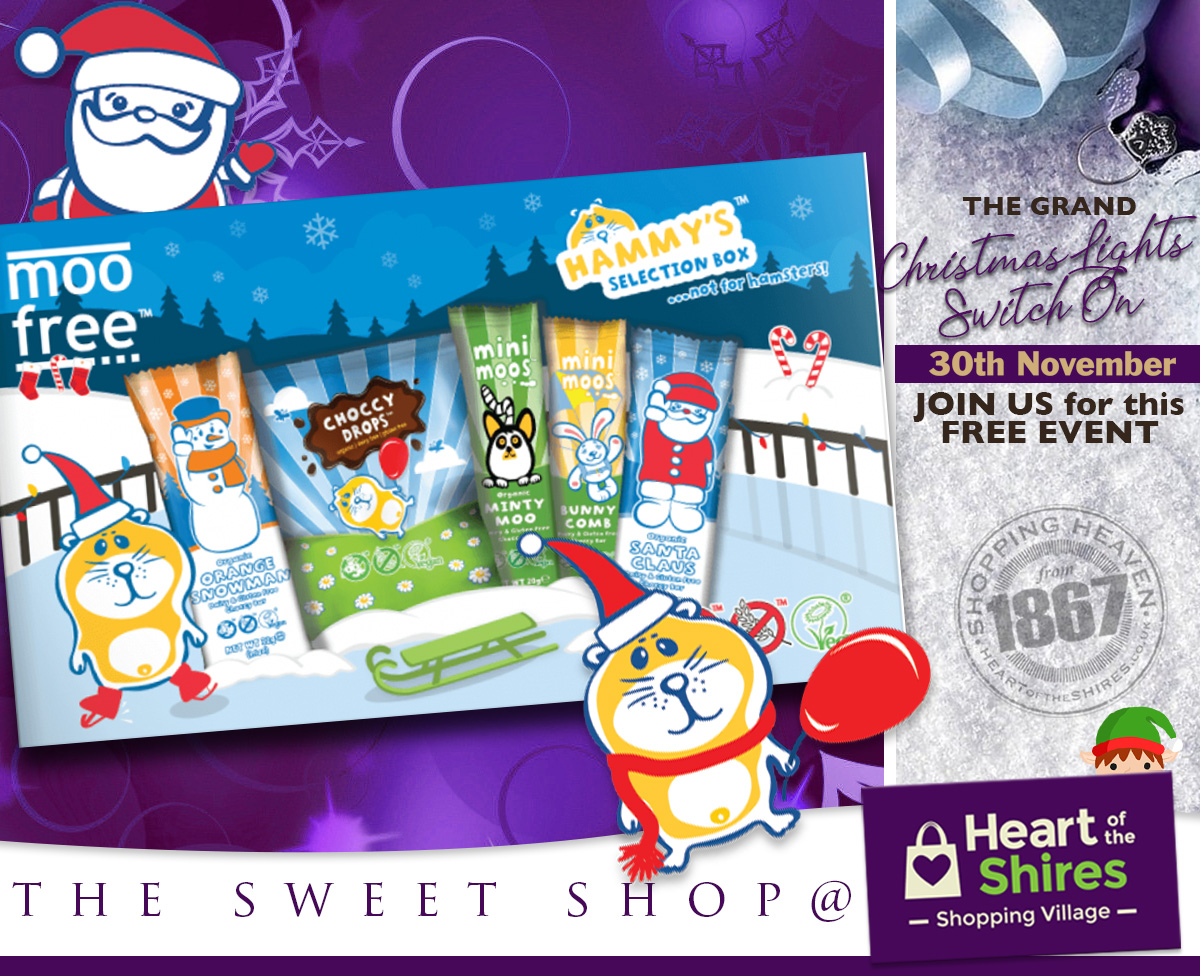 Sweet shop Heart of the Shires