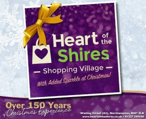 Christmas at Heart of the Shires