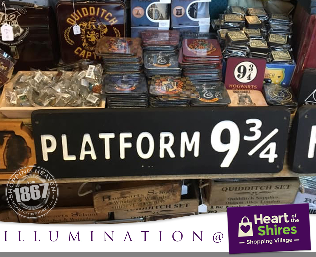 harry potter heart of the shires