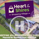 Heart of the Shires Re-opening