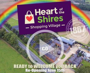 Heart of the Shires open