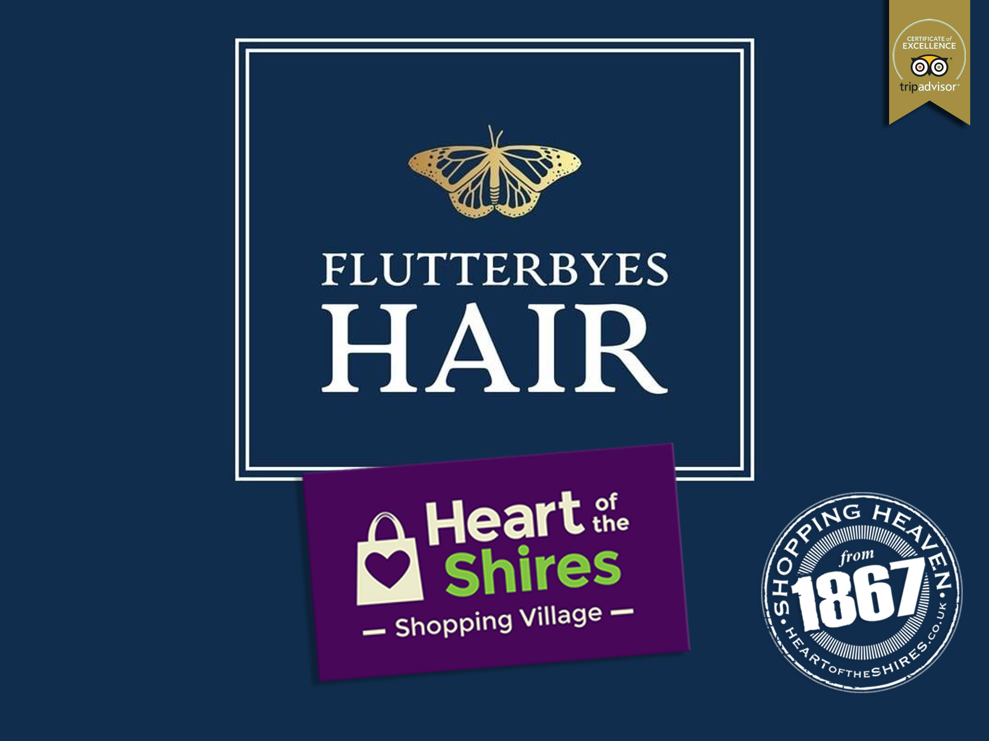 Heart of the Shires hairdresser