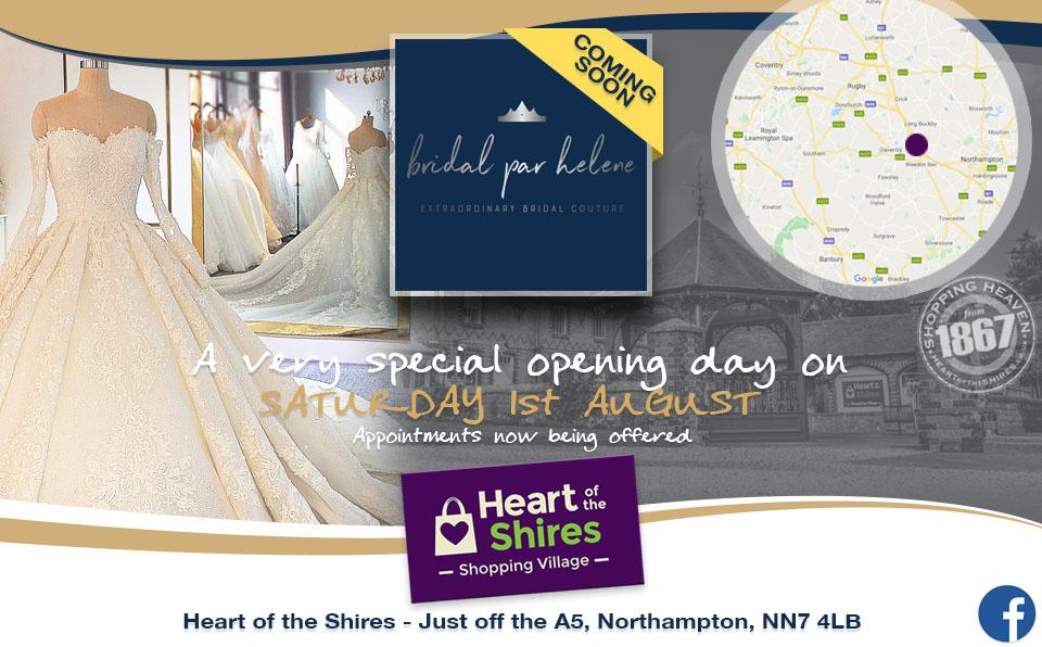 bridal shop northamptonshire