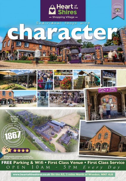 Retailers with Character