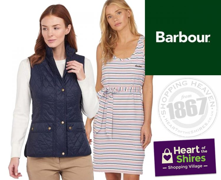 Barbour at Heart of the Shires