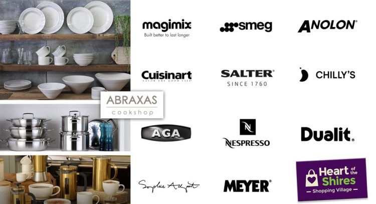 Top Brands at Heart of the Shires