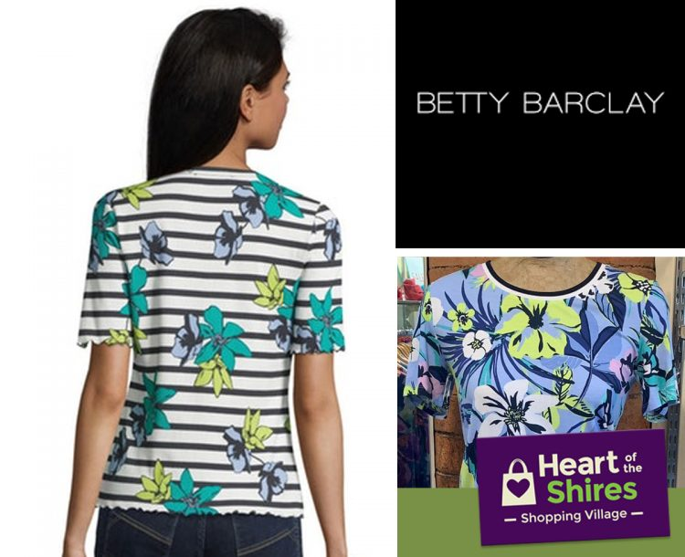 Betty Barclay at Heart of the Shires
