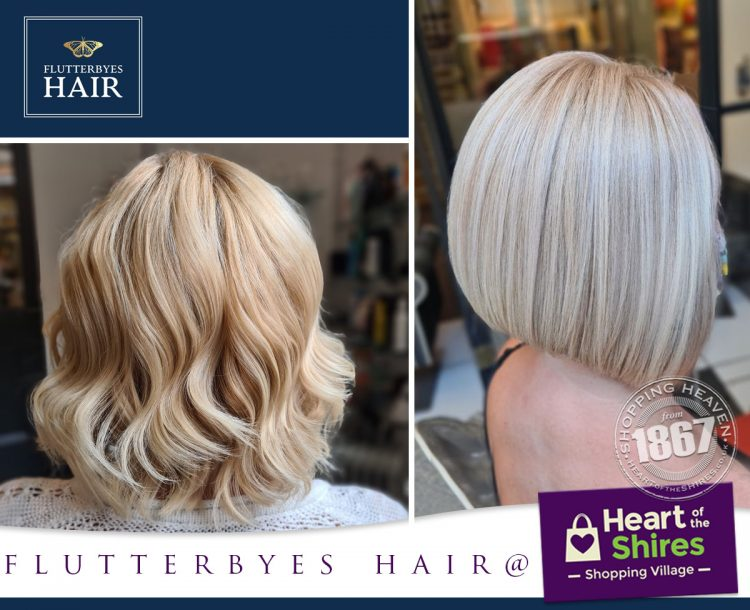 Amazing Hair with Flutterbyes