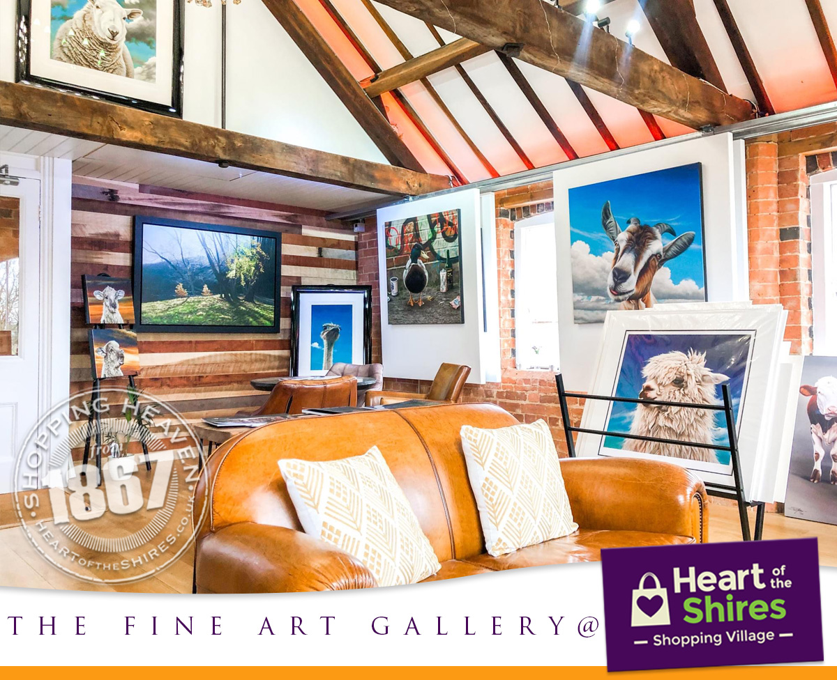 Fine Art Gallery Heart of the Shires